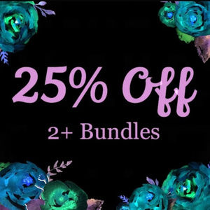Save 25% Off on Bundles on Entire Closet